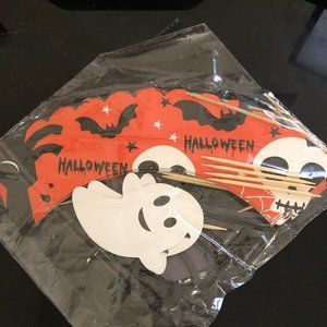 Other - 24PC Halloween theme Bats Cupcake Toppers